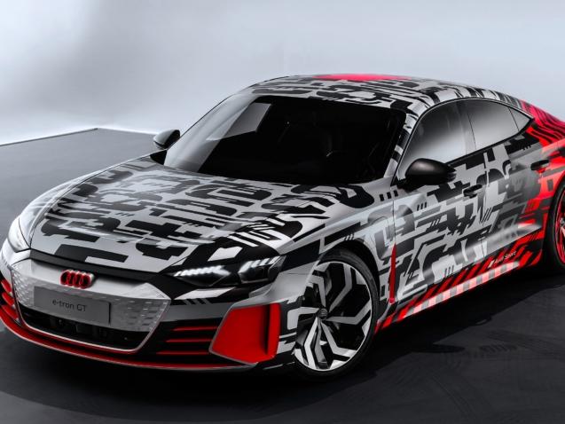 E-Auto Audi