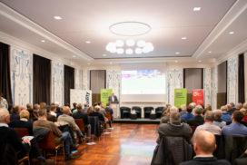 Begrüßung durch Eckhard Schulte, Geschäftsführer DMT.events GmbH