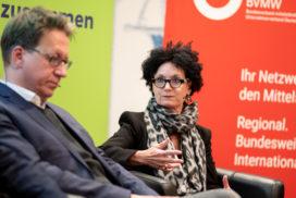 Dr. Elisabeth Clausen-Muradian von den Grünen