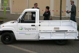 Der Leibniz von Aspens könnte vielen Handwerksbetrieben in Zukunft Stadtfahrten erleichtern.