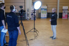 Gernot Hagemann im Video-Interview.