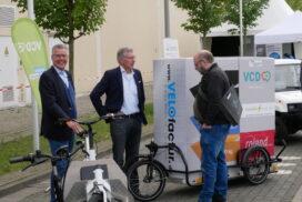 VELOfactur aus Hüllhorst entwickelt elektrische Lastenräder.